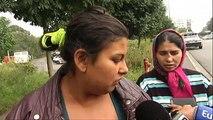 França  Imigrantes ilegais em Lille deportados