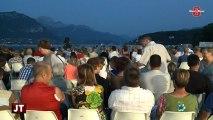 Fête du Lac 2015 : Feu d'artifice et spectacle à Annecy