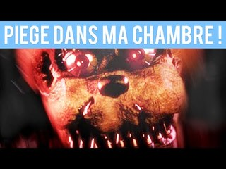 PIÉGÉ DANS MA CHAMBRE ! (Five Nights at Freddy's 4)