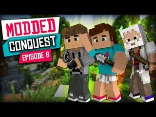 Modded Conquest S2 - Ep6 : Salle des Coffres !