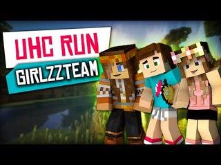 La Girlzzteam en UHC RUN ! avec Octo & Popi