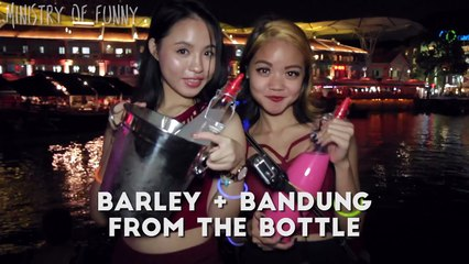 Partying Without Alcohol in Singapore!