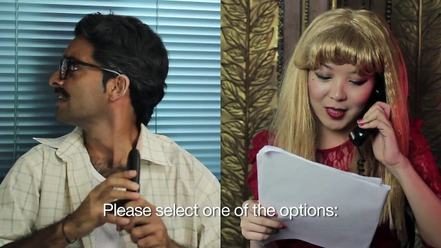 Conservative Asian Dad Calls Phone Sex Hotline By Accident - Ministry of Funny
