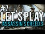 Let's Play Assassin's Creed 3 - Episode 7 - Cache-cache dans les bois !