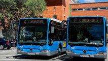 Autobuses de Madrid tendrán cargadores gratuitos para dispositivos móviles