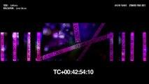 Mylène Farmer - Xtended Tour 2012  :::  California  :::  Multi-Screens Video Backdrop