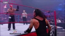 Batista vs. Rey Mysterio vs. CM Punk vs. The Undertaker Highlights - HD Bragging Rights 2009