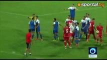 "Football : amical ""pas si amical"" entre Sofia et Ashdod"