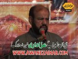 Zakir Ali Abbas Alvi Majlis 1 April 2015 Karpala Tandlianwala Faisalabad