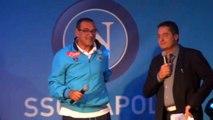 Dimaro (TN) - La presentazione di Sarri e del suo staff (28.07.15)