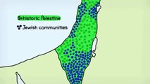 How Israel  occupied Palestine?