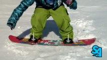 Como hacer rotaciones 360, 540 y 720 Frontside o Backside (regular  riders) de Snowboard Addiction