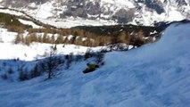Airboard Freeride en Valais