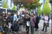 Anti-Fur Demonstration 2009 Tokyo (with English subtitles), 毛皮反対デモ行進2009年東京