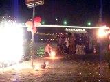 Fire Fan et Feu d'artifice Bolas