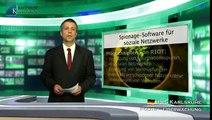 Spionage-Software für soziale Netzwerke   23. Juli 2013   klagemauer.tv