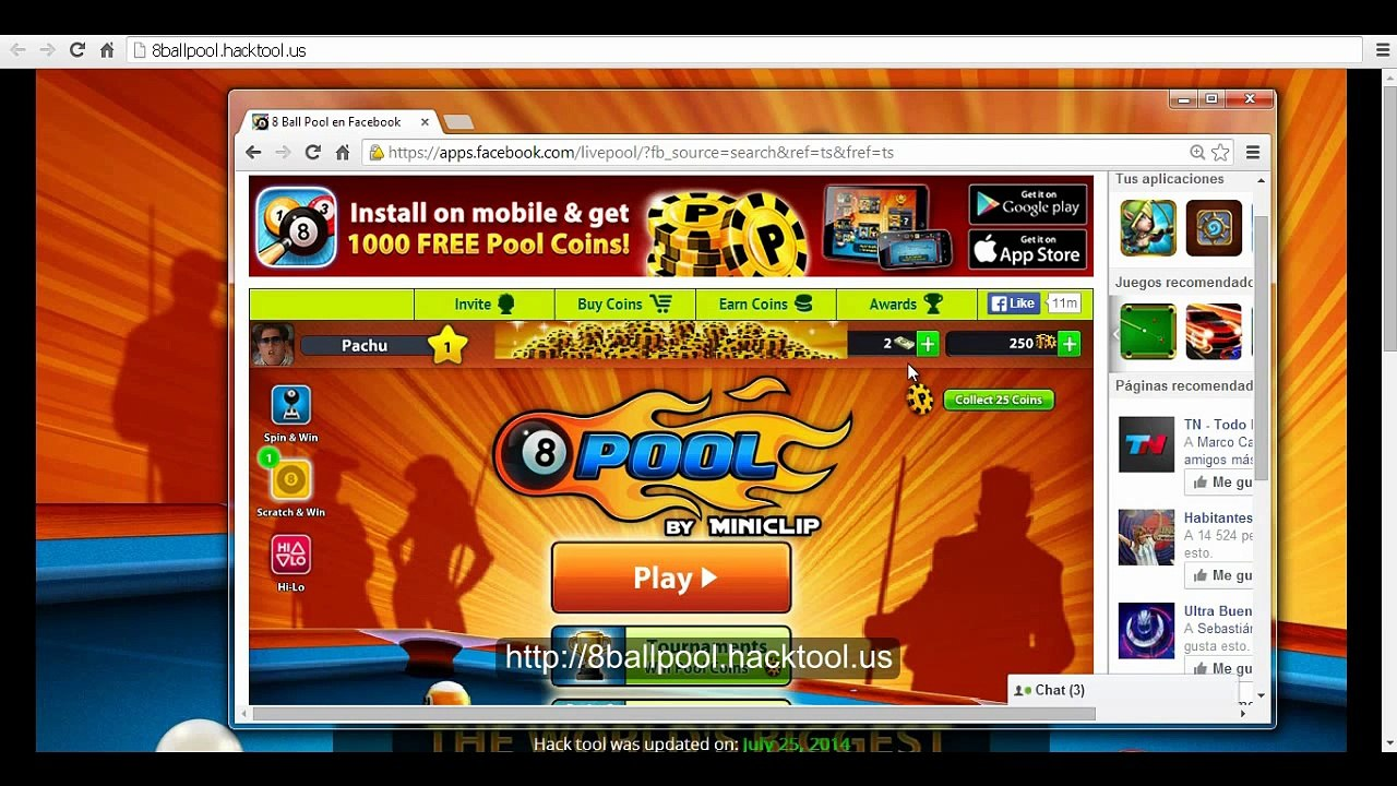 8 ball pool guideline hack