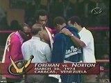 George Foreman vs Ken Norton (26/03/1974)