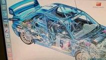 Using freessm software to diagnose Subaru impreza gt my99