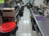 132-Restaurant, Kitchen, Tile, Anti-Slip Treatment-Photos