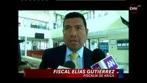 Cinematográfica persecución policial terminó con choque de delincuentes - CHV Noticias