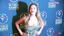 Exclu Vidéo : Nicole Scherzinger : une sublime supportrice pour les Jeux Olympiques Spéciaux de LA