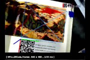 Barcode-assisted Planar Object Tracking Method for Mobilde Augmented Reality