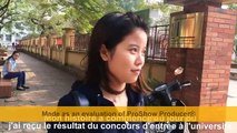 [MOTEUR, ACTION] - Mon parcour de l'étude français - Université de Langues Étrangères et d'études Internationales