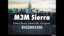m3m sierra location map   m3m sierra floor plans