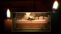 A reliable service for funeral arrangements