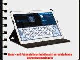 StilGut UltraSlim Case Tasche mit Stand- und Pr?sentationsfunktion f?r Samsung Galaxy Tab S