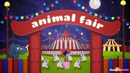 Kinderlieder   Animal Fair   Lieder für Kinder  Learn German ger
