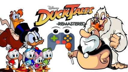 Maraton Kaczych Opowieści-Duck Tales Remastered: Intro, Amazonia i Transylwania