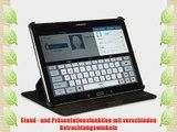 StilGut UltraSlim Case V2 Tasche mit Stand- und Pr?sentationsfunktion f?r Samsung Galaxy TabPRO