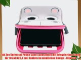 Tab Zoo Universal Pouch Case Schutzh?lle mit integriertem Stand f?r 10 Zoll (254 cm) Tablets