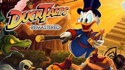Gry Dla Dzieci- Duck Tales Remastered Kacze Opowieści: Odcinek 6: Afrykańskie kopalnie- GRAJ Z NAMI