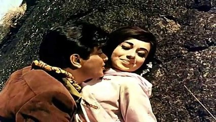 #Hum To Tere Aashiq Hai || Old Romantic Song || #Mukesh, #Lata Mangeshkar || Jitendra, Babita