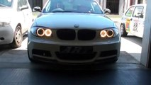 BMW 135 with RB Turbos (Launching & Drive by)