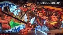 Nebuta Matsuri at Furusato Matsuri Tokyo 2015 青森ねぶた祭ステージ@ふるさと祭り東京