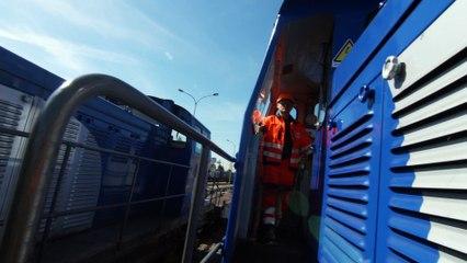 Le fret ferroviaire en Rhône-Alpes, vu par Pascal SAINSON, Président d'Europorte