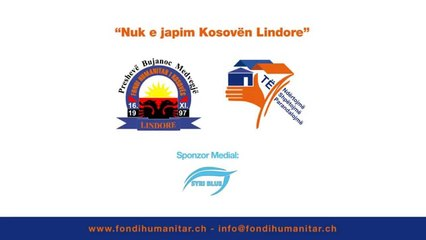 Fondihumanitar - Nuk e japim Kosovën Lindore