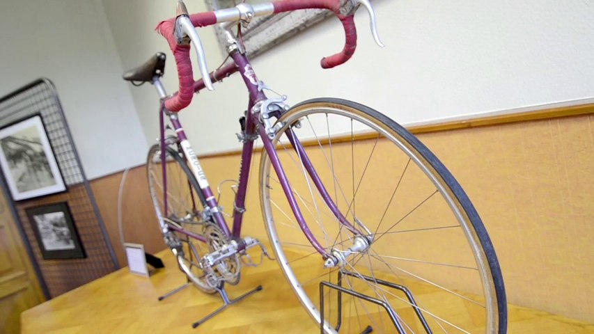 Expo - Le vélo de Poulidor
