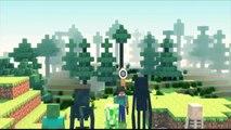 Minecraft   Top 5   Monster School   Best Monster School 2015   Minecraft Animation 2015
