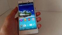 Sony Xperia M4 Aqua   Unboxing videó