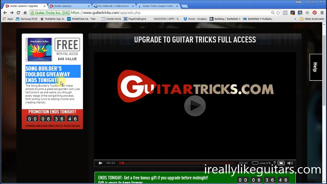 GuitarTricks Coupon Code – How to Get the Best Deal