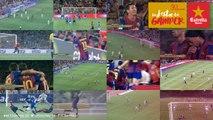 Gols del FC Barcelona al Gamper (1990-2014) / Goles del FC Barcelona en el Gamper (1990-2014)