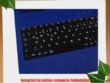 Deutsche Tablet-Tastatur mit QWERTZ-Layout f?r Ihr 8 Zoll Medion Lifetab S8311 / S8312 und