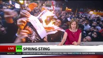 Spring Sting: Chaos reigns supreme in Arab world 2 years after revolutions