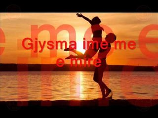 Grupi Lynx -- Gjysma ime me e mire (official Lyrics).wmv