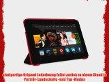 rooCASE Amazon Kindle Fire HDX 8.9 Ultra Slim Case H?lle - Horizontal Vertikal St?nderfunktion